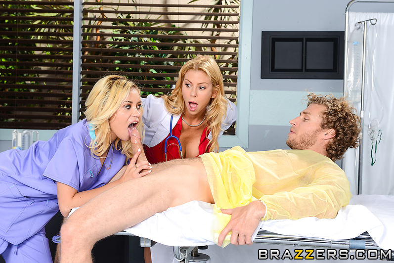 Tease And Stimulate Alexis Fawx & Marsha May & Michael Vegas